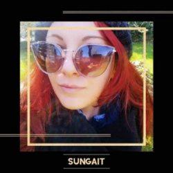 Occhiali da sole con lenti polarizzate Sungait